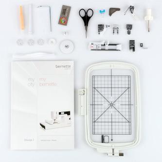 Accesorios máquinas de coser Bernina