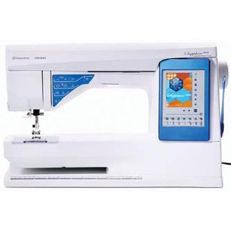 Características máquinas de coser Husqvarna