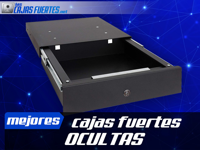 Las mejores cajas fuertes OCULTAS