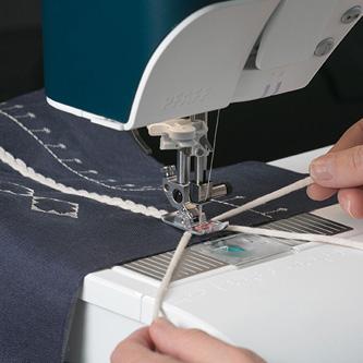 Velocidad máquinas de coser